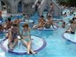 termální lázně - Maďarsko - Eger - městské termální lázně, s termální vodou 29-30 °C, léčí se zde hlavně chronická onemocnění pohybového ústrojí, revmatismus či ženské nemoci